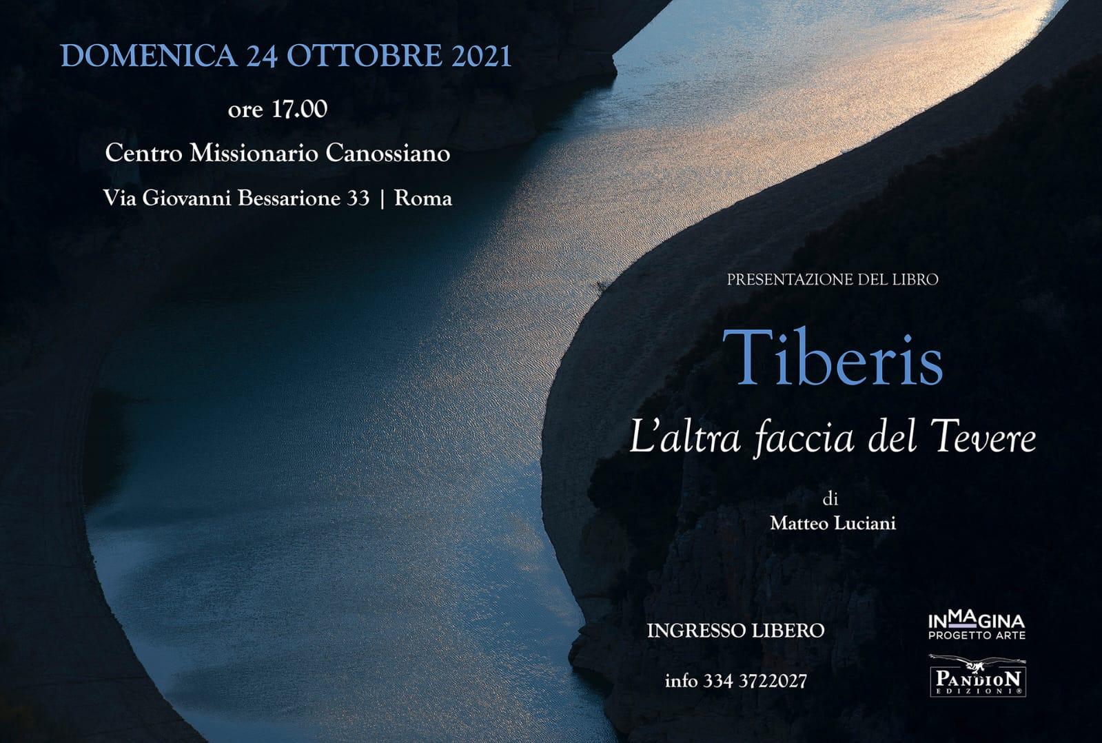 TIBERIS – L'altra faccia del Tevere di Matteo Luciani