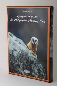 """Immagine de """"Il Fotografo dei rapaci"""", di Domenico Ruiu pubblicato per la Collana """"Gemme di Natura, dalla Pubblinova Edizioni Negri"""